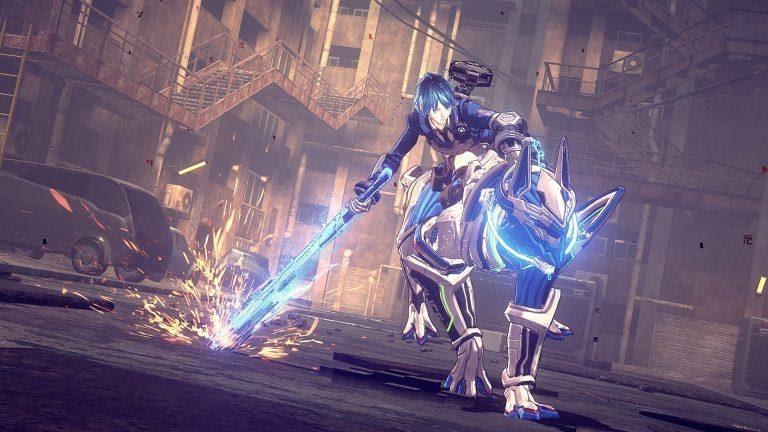 Lối combat đặc biệt của Astral Chain