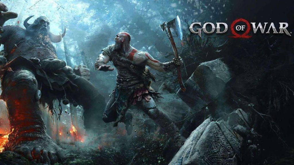 Tựa game kinh điển God of War