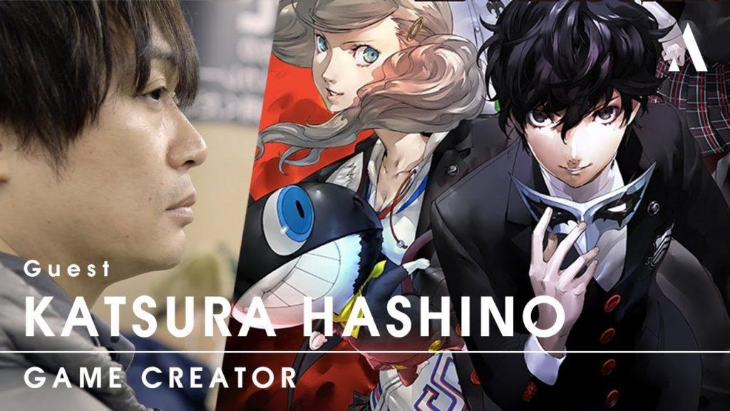 đạo diễn Katsura Hashino