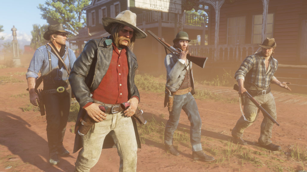 Thị trấn Rhodes red dead redemption 2