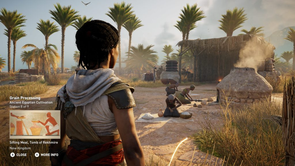 assassin's creed origins Discovery Tour