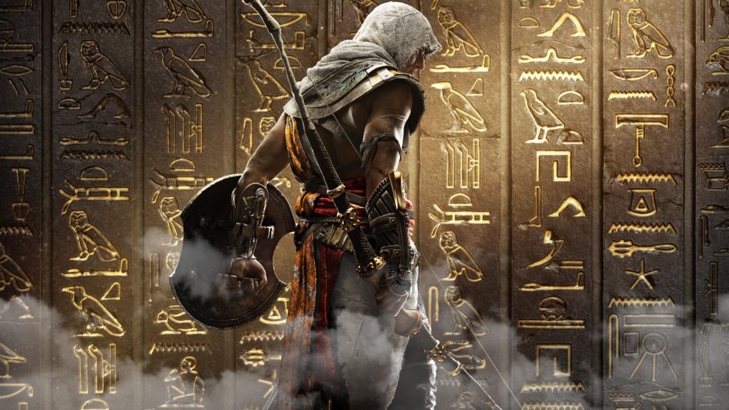 đánh giá assassin's creed origins