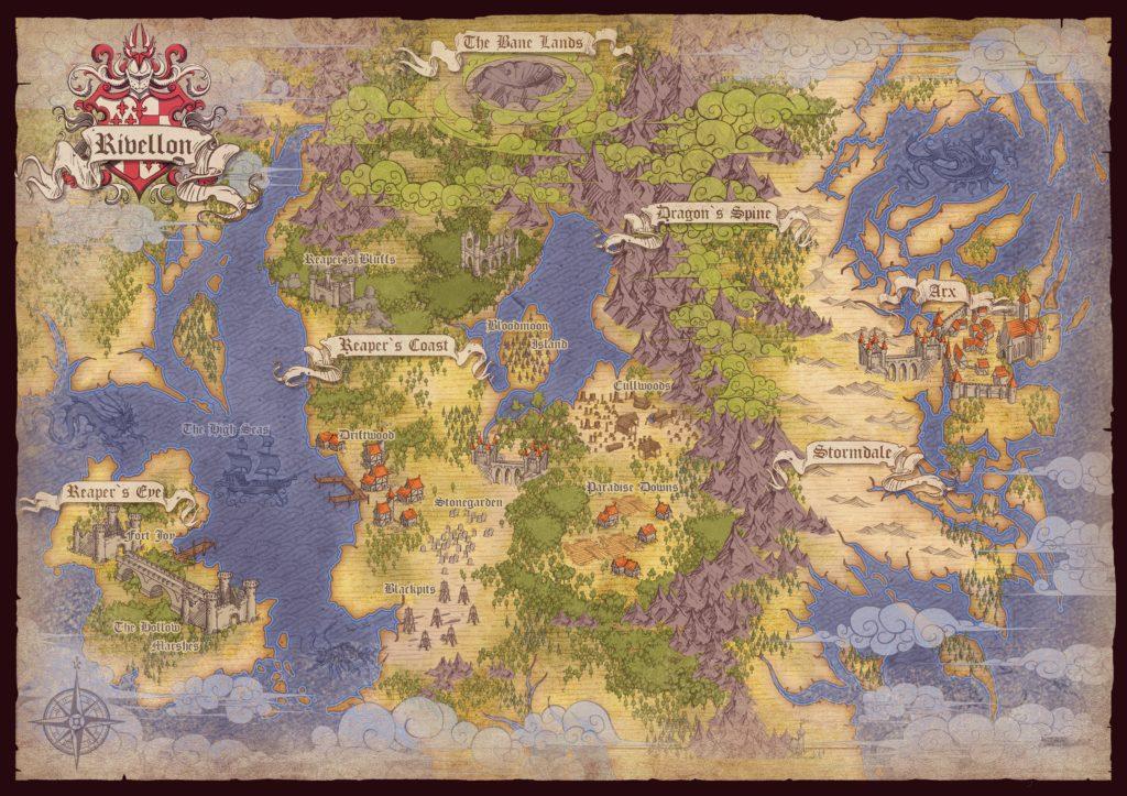 Divinity: Original Sin II map