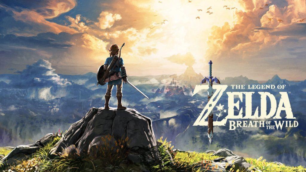 ảnh The Legend of Zelda: Breath of the Wild