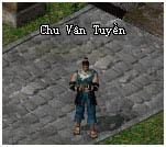 NPC Nhiệm vụ - Chu Vân Tuyền
