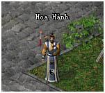 NPC Binh Khí - Hoa Hoành