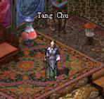Mặc Thù Trại Chủ - Tang Chu